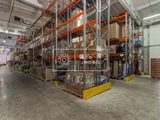 Depozit / spațiu industrial de închiriat cu suprafață de 824 mp, ...