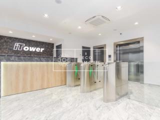 Spre chirie oficiu în business center ITower. Facilități: Etajul 1 –