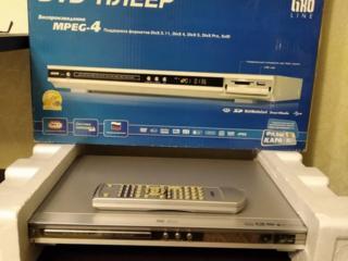 DVD - плеер BBK DV527S с пультом ДУ.