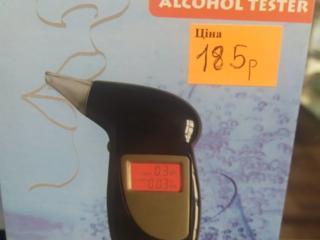 Алкотестер бытовой, прибор для измерения алкоголя бытовой.