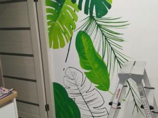 Картины на заказ. Роспись стен, портрет, пейзаж, натюрморт