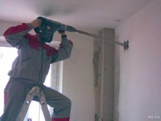 Бетоновырубка резка бетона демонтаж стен  перегородок перекрытий услуги пер