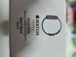 Smart Watch Apple Watch Series 3 42mm Space Gray НОВЫЕ