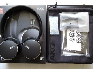 Bluetooth наушники AKG Y500 Wireless + AKG Y50BT