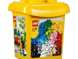 Lego Duplo для самых маленьких целое ведро