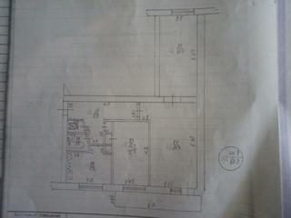 Трехкомнатная квартира, центр, ул. Победа 24, 3 этаж