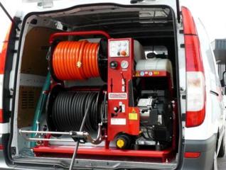 Чистка канализации профессиональным оборудованием в Кишеневе