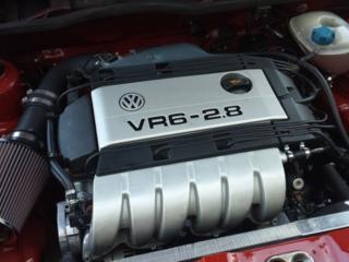 Продам двигатель vr6 2.8 AAA с нюансом под восстановление!