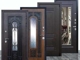 Двери металлические от 55 у.е.