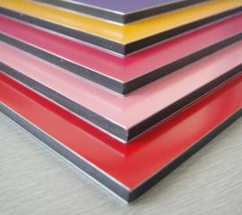 Алюминевые композитные панели. Европейское качество.