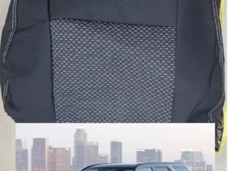 Чехлы на сидения авто. модельные HONDA C-RV 2002-2007г.