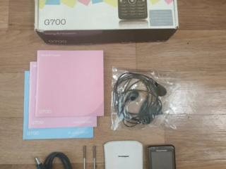 Сенсорный Sony Ericsson G700 GSM