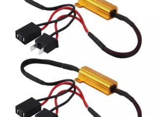 Нагрузочный резистор для авто h7 50w (готовый набор)