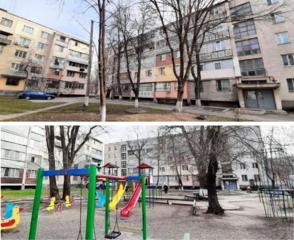 Продаем 2 квартиры на Андрей Дога 45, нижняя Рышкановка