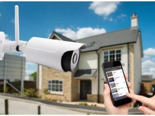 Установка систем видеонаблюдения и охранной безопасности