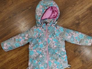 Демосезонные куртки для девочки