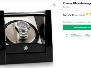 Ротатор (Каннский заводчик часов) из Германии
