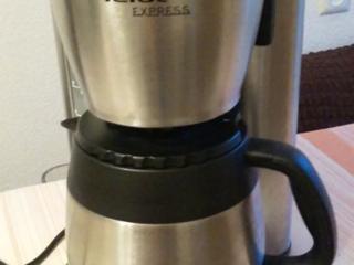 Кофемашина тефаль и набор стаканов
