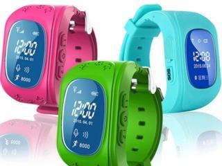 Смарт-Часы Детские С GPS Трекером Smart Baby Watch