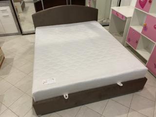 Кровать Милена с матрасом Бесплатная доставка. 4800руб Рассрочка