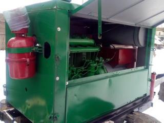 САК сварочный передвижной аппарат - дизельный двигатель Д 144