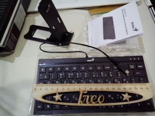 Продам Клавиатура Genius LuxePad A110. новая СРОЧНО!