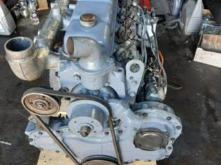 Дизельный двигатель мотор к вилочным погрузчикам балканкар д3900