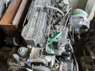 Дизельный двигатель мотор Митсубиси. Mitsubishi s4q.