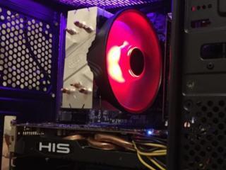 Игровая система (Xeon 3440| RX 470 4GB| RAM 10GB| 500 HDD) ГАРАНТИЯ!
