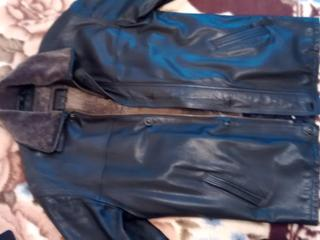 Продам дублёнку. и кожаную куртку