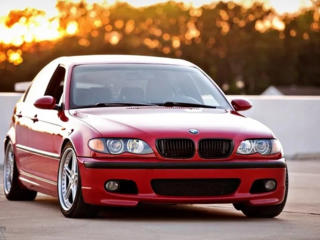 """М"" бампер на BMW E46 - 155$"