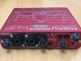 Aудио интерфейс Roland FA-66