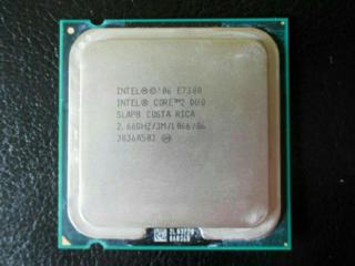 Процессор Intel® Core™2 Duo E7300