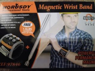 Магнитный браслет + магнит телескопический