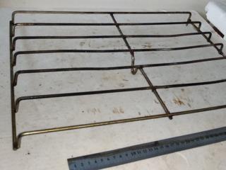 Решетка железная на газовую 2 -конфорочную плиту