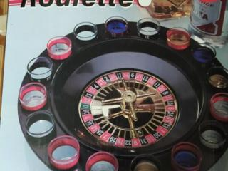 Алкорулетка - игра