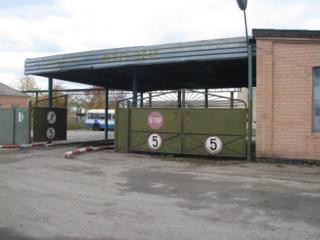 Производственное помещение 3450 м2 участок 4.3 Га АТП пгт Барышевка