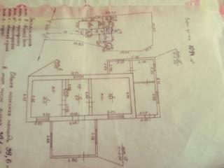 Продается дом в центре Суклеи, участок 10 соток.
