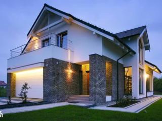 Новый дом от строительной компании