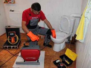 Чистка канализации