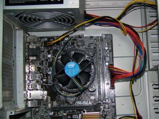 I5 6600K, 8 gb ddr4, 500HDD