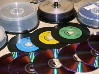 Запись CD-DVD дисков