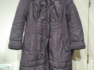 Продам женскую теплую куртку б\у