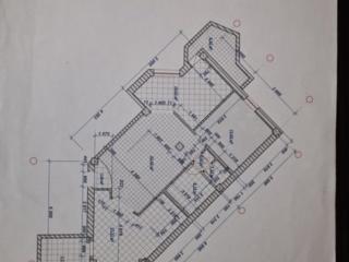 Vind apartament cu proiect individual, 86,1 mp. Proprietar.