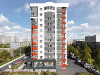 Vă propunem spre vânzare apartament cu 2 camere amplasat în bloc ...