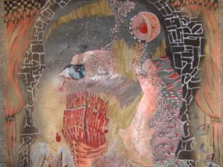 Шаржи, роспись стен, портреты