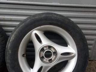 Продам диски с резиной 5/100 R15