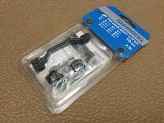 Адаптер Shimano SM-MA-F180P/P2
