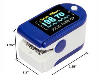 Пульсоксиметр Contact X1805 напалечный для измерения пульса
