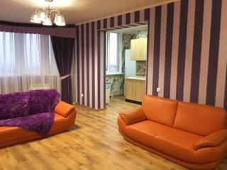 Двухкомнатная квартира с отличным ремонтом
